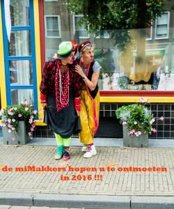 de miMakkers hopen u te ontmoeten in 2016 !